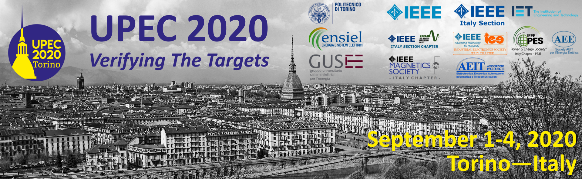 Virtual Conference UPEC 2020 – Verifying The Targets